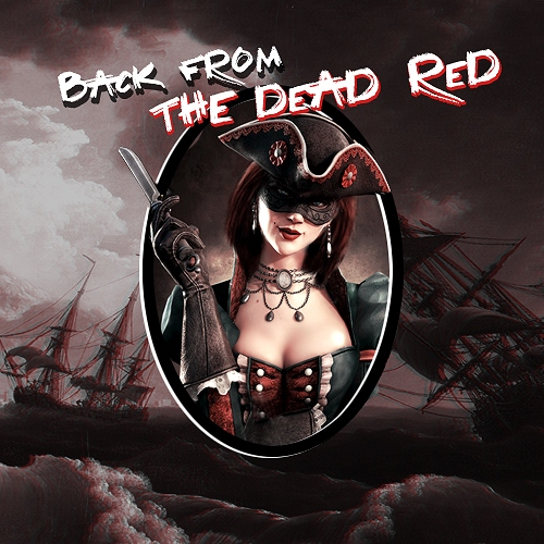 back from the dead red