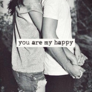 You are my happy mix