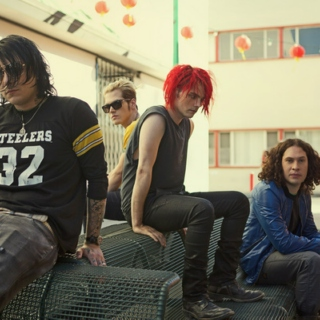 MCR Stripped Down