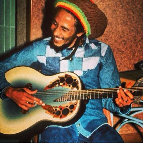 Reggae with a guitar