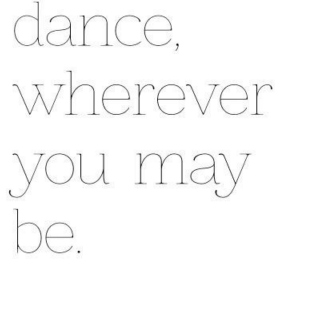 Get Up and Dance.