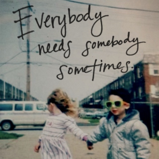 ❤︎There's Somebody Out There For You❤︎