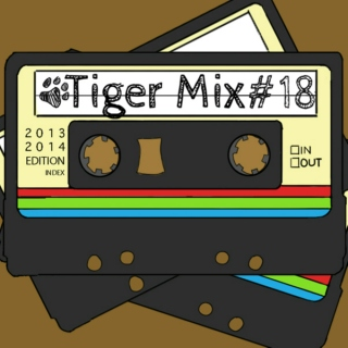 Tiger Newspaper: Mix #18
