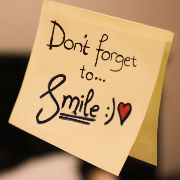 Smile everyday…
