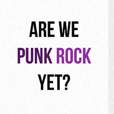 are we punk rock yet?