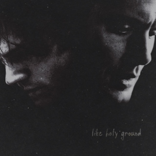 like holy ground