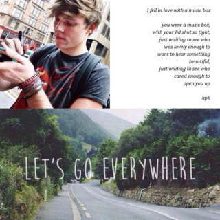 ☼ Roadtrip With Ashton ☼