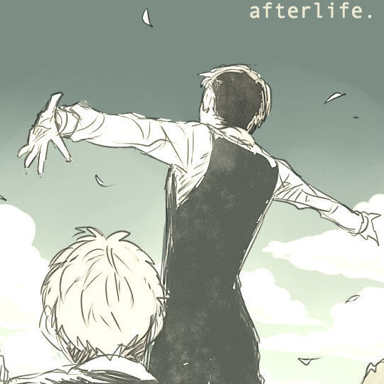 afterlife.