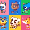 Animal Crossing Through the Years