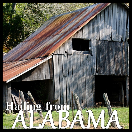 Hailing From Alabama