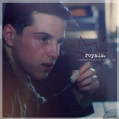Royals - A Teen!MorMor mix
