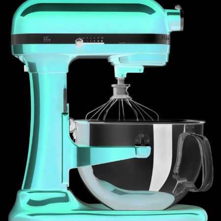 The Electric Mixer