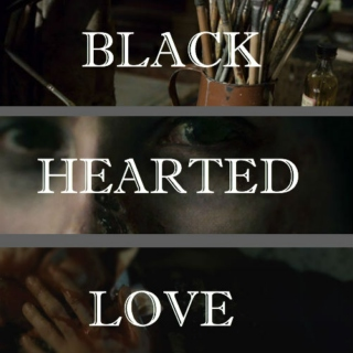 black hearted love
