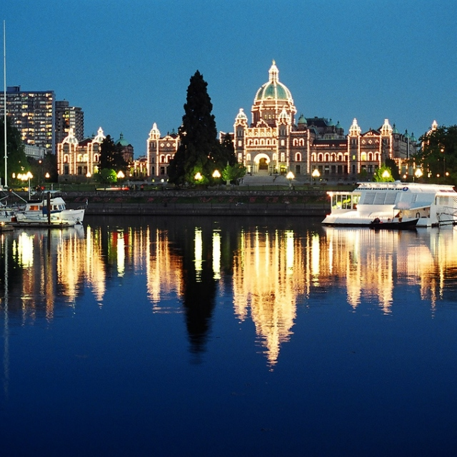 An Ode to Victoria