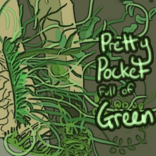 Pretty Pocket Full of Green
