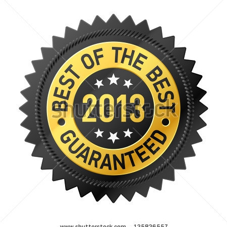 Best of The Best - 2013