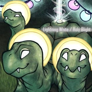 Lightning White / Holy Blight