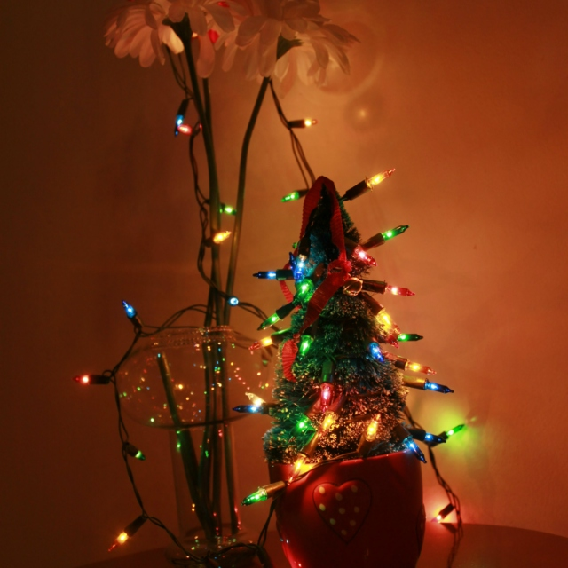 Warm you heart with lights :)
