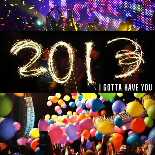 2013 / i gotta have you