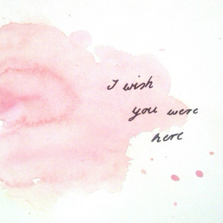 I dont get waves of missing you, they're more like tsunami tides