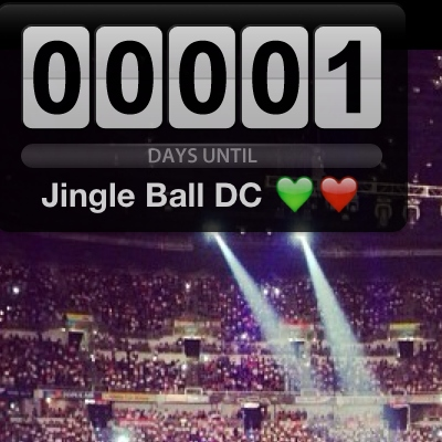 Jingle Ball Hype