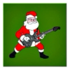 Punk Rock Santa Clause