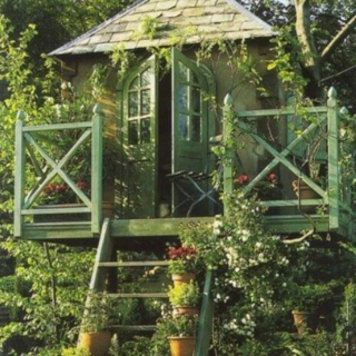Treehouse for our souls