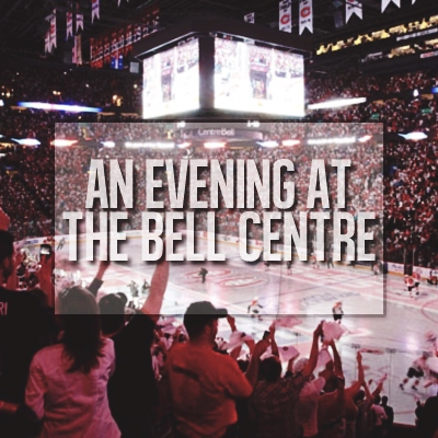 AN EVENING AT THE BELL CENTRE