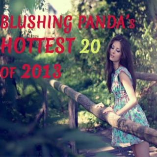 Blushing Panda's Hottest 20 of 2013