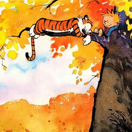Calvin and Hobbes Fanmix