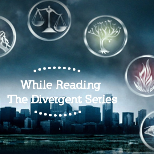 While Reading The Divergent Series