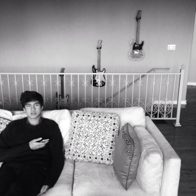 ❄lazy sundays with calum❄