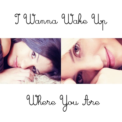 Faberry - I Wanna Wake Up Where You Are
