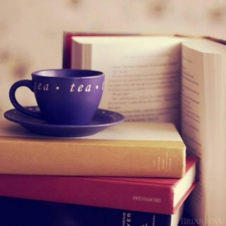 Late nights, good books, warm tea, nice dreams.