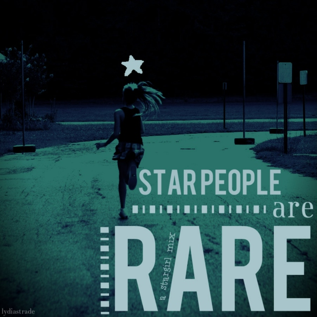 Star People are Rare: A Stargirl Mix
