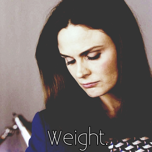 Weight // A Brennan Playlist
