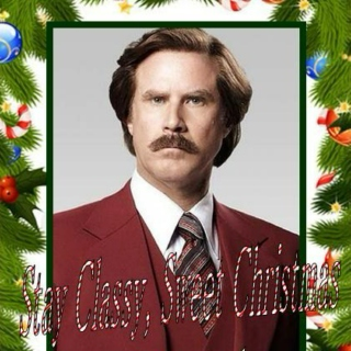 I'm Dreaming of a Burgandy Christmas