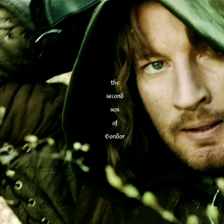 the second son of gondor;