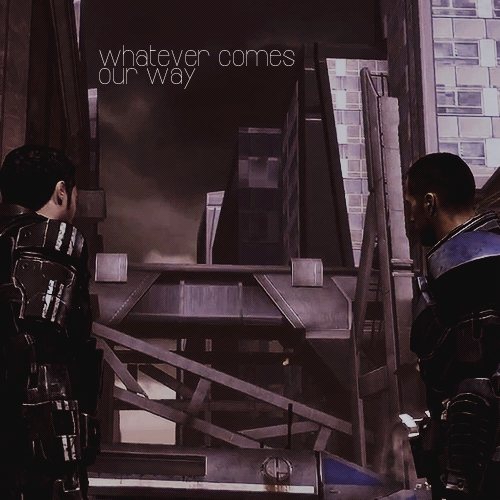 Whatever Comes Our Way