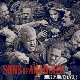 Sons of Anarchy - Songs of Anarchy: Vol. 3