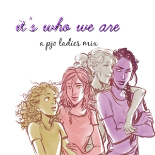 it's who we are