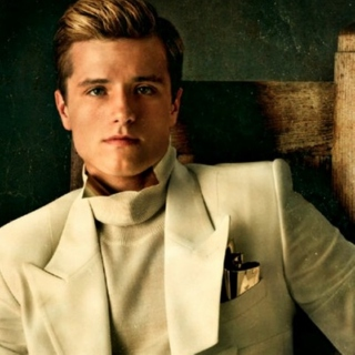 you gave me someplace to go - a peeta mellark mix