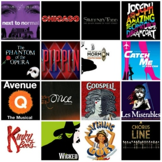 The Forever Long Broadway List