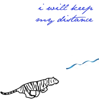 {rensey} i will keep my distance