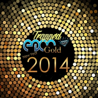 New Years EDM Gold