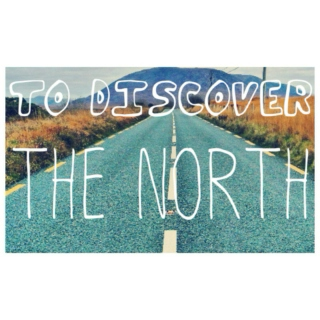 To discover the North