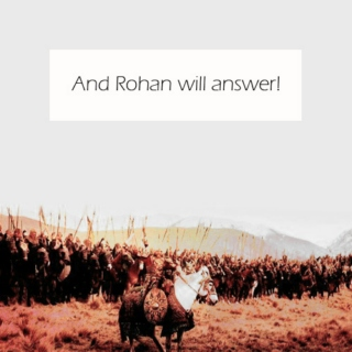 And Rohan will answer!