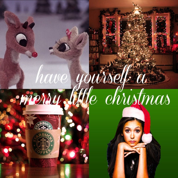 Have Yourself A Merry Little Christmas ♥