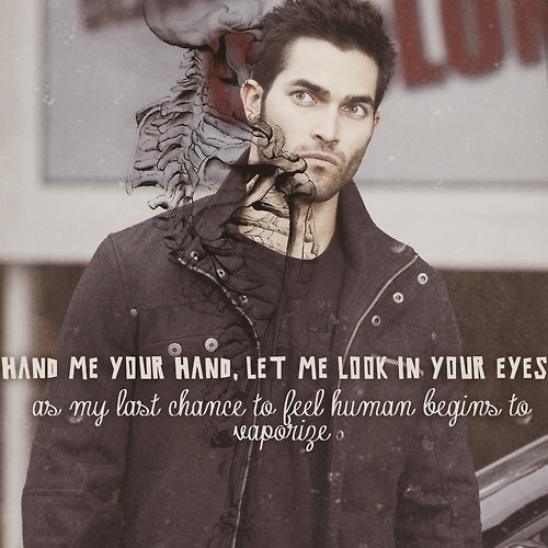 my name is derek hale