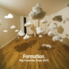 Formation: Pop Favorites From 2013